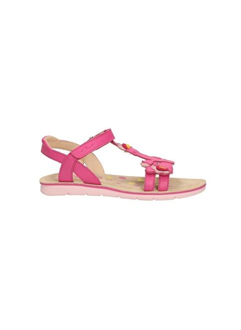 Clarks Sandalet Pembe